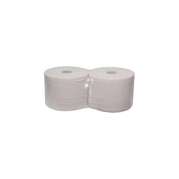 Bobina Celulosa industrial Reciclada 350 mts - Pack 2 Rollos